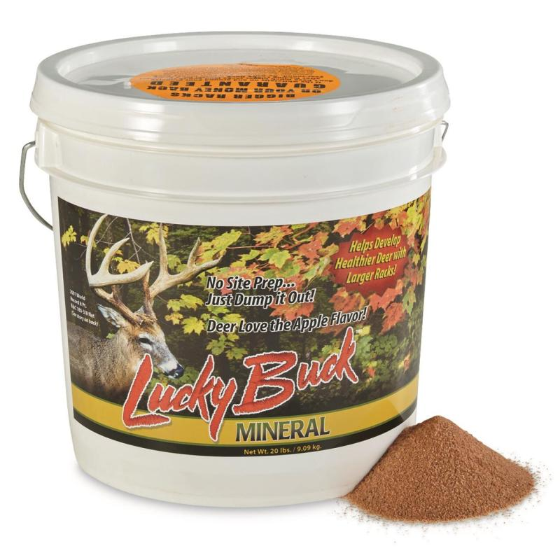 Lucky Buck Mineral Supplement