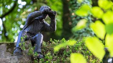 best rangefinder binoculars for hunting