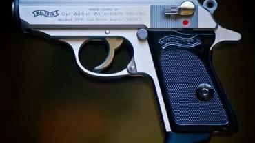 how to clean a handgun