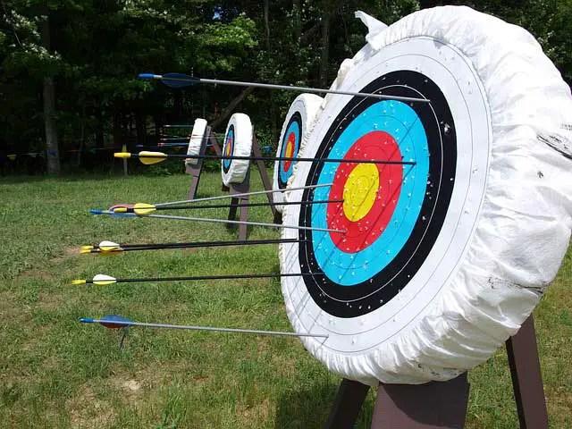 best bag archery target