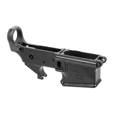 BATTLE ARMS DEVELOPMENT INC. - AR-15 BAD-15 FORGED LOWER RECEIVER