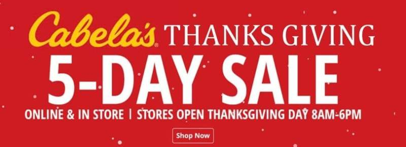 cabelas-thanks-giving-sale