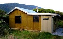 Big Bay hut
