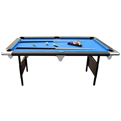Hathaway Fairmont Portable 6 Ft Pool Table For Families