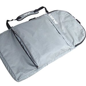 Curve Bodyboard Bag Bodyboard Cover for 1 or 2 boards - GLOBAL Padded Travel Bag