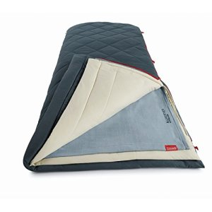 Coleman All-Weather Multi-Layer Sleeping Bag, Blue
