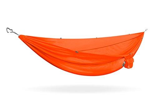 KAMMOK Roo Double Camping Hammock - Ember Orange