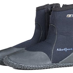 Neo Sport Premium Neoprene Men & Women Wetsuit Boots, Shoes with puncture resistant sole