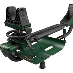 Caldwell Lead Sled DFT 2 Adjustable Ambidextrous Recoil Reducing Rifle Shooting Rest for Outdoor Range