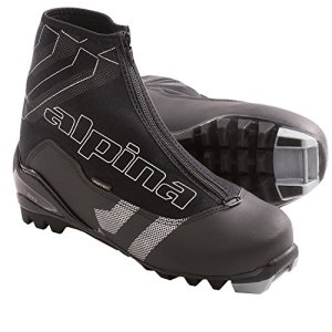 Alpina T20 Cross-Country Ski Touring Boots with NNN Sole, Size 43 (US Men's 9)