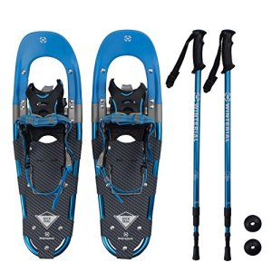 Winterial Back Trail Snowshoes/Recreational Snowshoes/Snowshoeing/Snowshoe