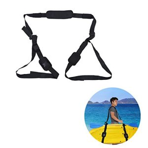 Vbestlife Kayak Carrying Strap Portable Surfboard Shoulder Strap Adjustable Nylon Canoe SUP Surfboard Strap Longboard Carry Belt