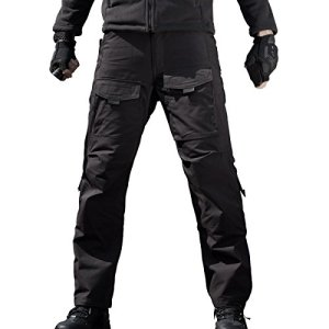 FREE SOLDIER Outdoor Men Teflon Scratch-resistant Pants Four Seasons Hiking Climbing Tactical Trousers