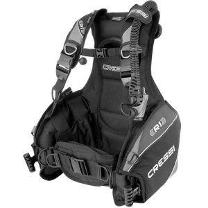Cressi R1 Weight with Integrated BCD