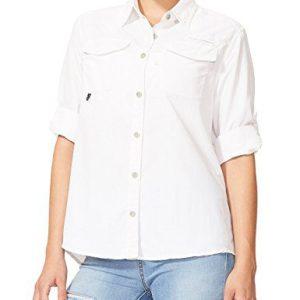 Baleaf Women's Outdoor UPF 50+ Sun Protection Long-Sleeve Shirt