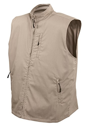 Rothco Undercover Travel Vest Undercover Travel Vest Can Carry Everything You Need On Your Person While Traveling  A Dozen Multi-Functional Utility Pockets  Wire Pass-Through Ports For Headphones  Tablet-Sized Pocket For Electronic Devices So That They Stay Secure And Hidden  Hidden Passport Pocket On The Inside Of The Jacket