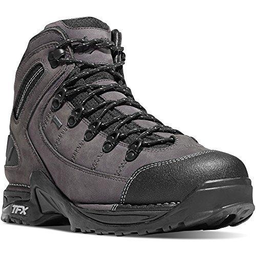 Waterproof Steel Gray Outdoor Boots