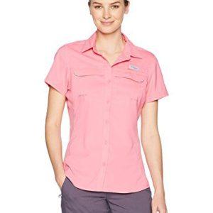 Columbia Women's Lo Drag Short Sleeve Shirt