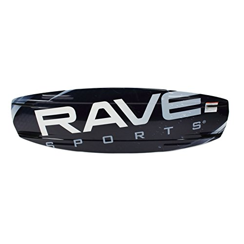 RAVE Sports Rave Lyric Wakeboard with Advantage Bindings - 141 cm. For progressed users