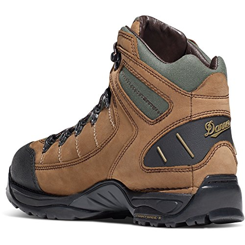 """Danner 453 5.5"""" Dark Tan Outdoor Boots (45364) 