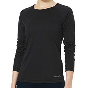 Baleaf Women's Long Sleeve Baselayer Workout Shirts