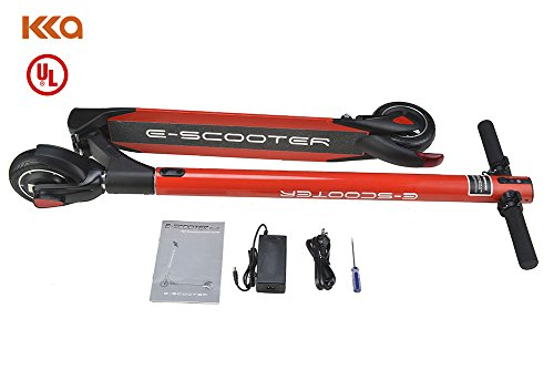 Adult Electric Scooter High Speed E-Scooter KKA extended range with Lithium-ion Battery Unique LED Display