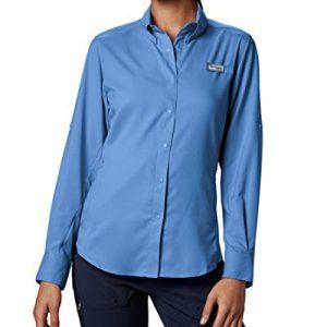 Columbia Women's PFG Tamiami II Long Sleeve Fishing Shirt