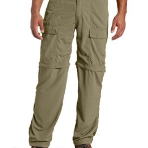 White Sierra Trail 32-Inch Inseam Convertible Pant