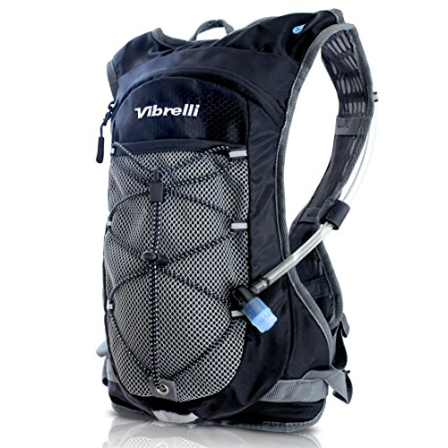Vibrelli Hydration Pack & 2L Hydration Bladder