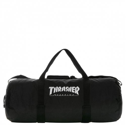 Thrasher Skatebag Duffle - Black