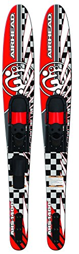 """Airhead Wide Body Combo Water Skis, 65"""""""