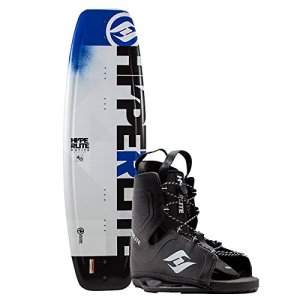 Hyperlite Motive 140 Wakeboard with Frequency OSFA Boot Mens