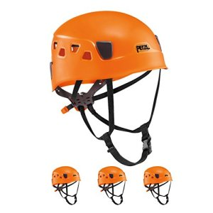 Petzl Panga Orange Climbing Helmet for Group and Club Use 4 Pack