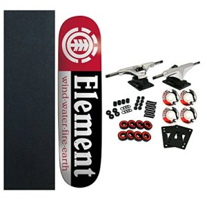 "Element Section Complete Skateboard 7.75"""
