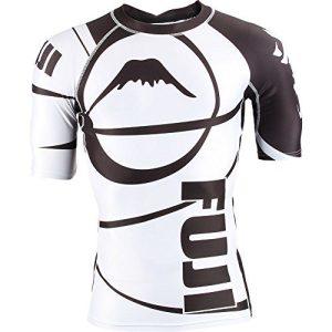 Fuji IBJJF Freestyle Short Sleeve Rash Guard