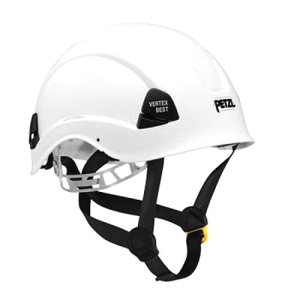 BEST ANSI helmet White A10BWA with a FREE drawstring storage bag