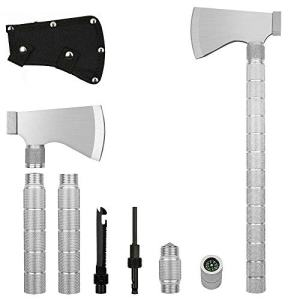 Camping Axe Multi-Tool Hatchet Survival Kit