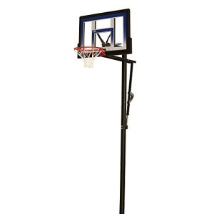 Lifetime Height Adjustable In Ground Basketball System