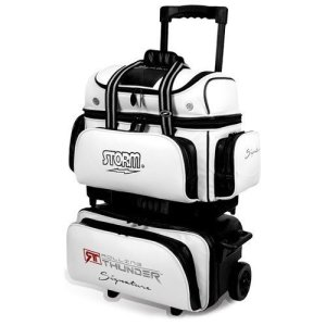 Bowling Products 4 Ball Rolling Thunder Signature Bowling Bag
