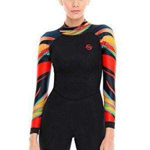 Platinum Sun Women's Neoprene Shorty Wetsuit Long
