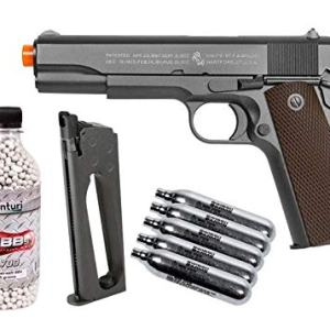 Metal blowback Airsoft Pistol, kit Airsoft Gun(Airsoft Gun)
