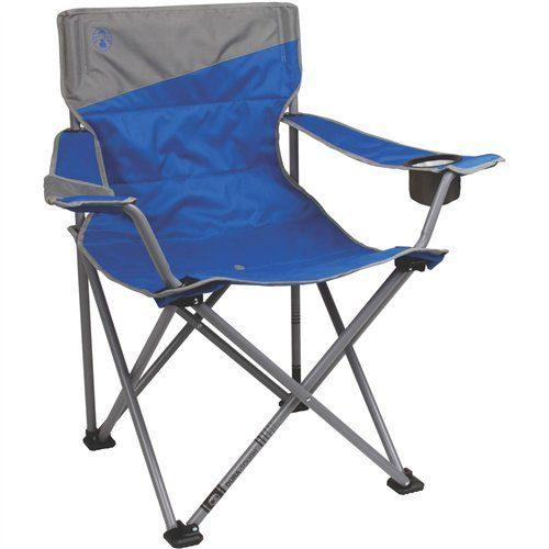 Coleman Big-N-Tall Quad Camping Chair
