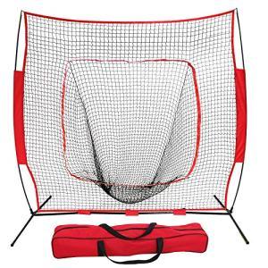 Baseball Softball Practice Net Hitting Batting Catching Pitching Training Net