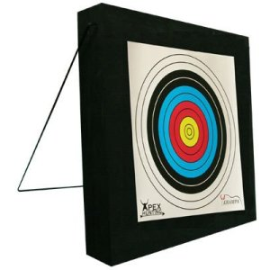 Deluxe Double Layer Backyard Archery Target - 2 x 2 Feet