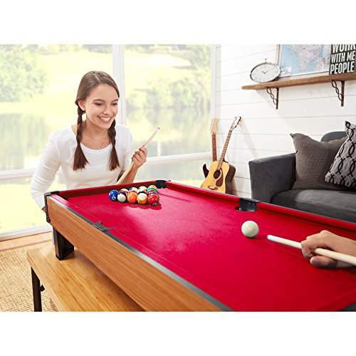 Playcraft Sport Bank Shot 40-Inch Pool Table