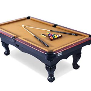 Rack Taurus 8-Foot Billiard/Pool Table, Includes Complete Accessories Set