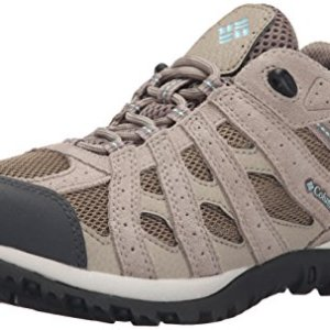 Columbia Women's Redmond Waterproof Low Hiking Shoe