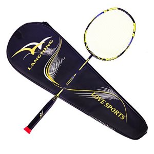 Light Racket Set Carbon Fiber 7u Best Tournament