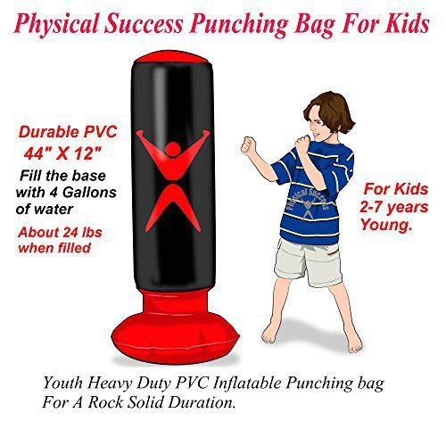 Youth Boxing Bag, 1 Punching Bag For Kids