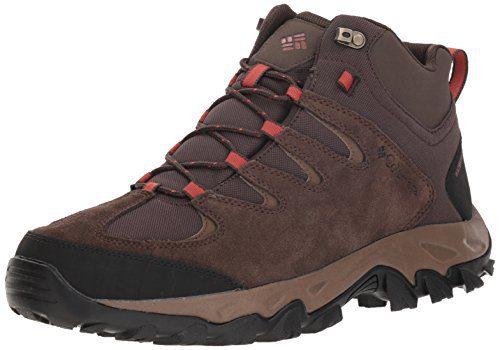 Columbia Men's Buxton Peak Mid Waterproof Hiking Boot